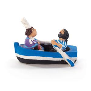 Figurine la barque