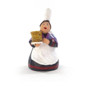 Figurine la crêpe