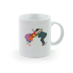Mug bisou