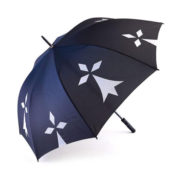 Parapluie golf 2 places