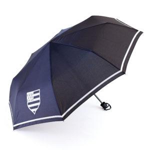 Parapluie pliant renforcé écusson breton