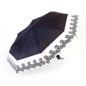 Parapluie pliant renforcé triskells